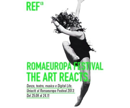 IL SUCCESSO DEL ROMAEUROPA FESTIVAL 2013