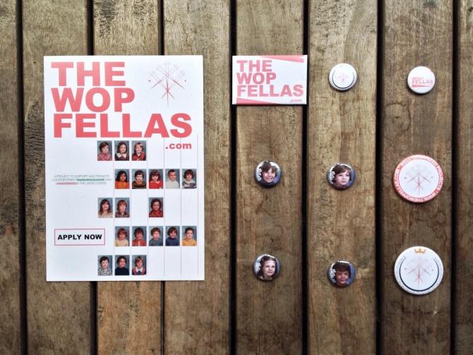THE WOP FELLAS, L'ARTE E LA CULTURA CONTEMPORANEA A NEW YORK