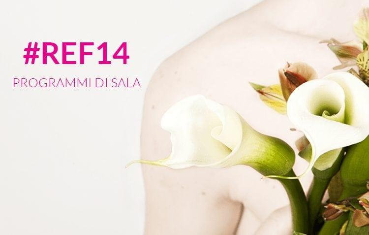 ONLINE I PROGRAMMI DI SALA DEL ROMAEUROPA FESTIVAL 2014