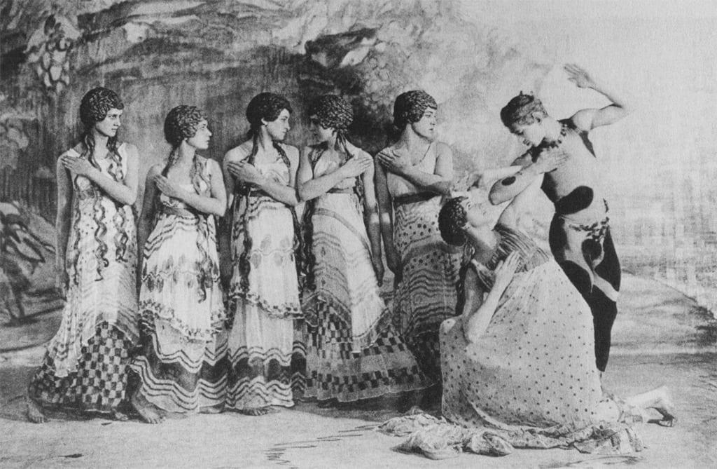 DNA PICTURES – Scatti di danza a cura di Samantha Marenzi