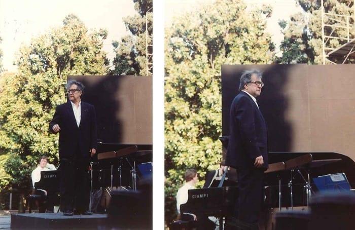 Luciano Berio - Call, Calmo, Ofanim - Villa Massimo 1991