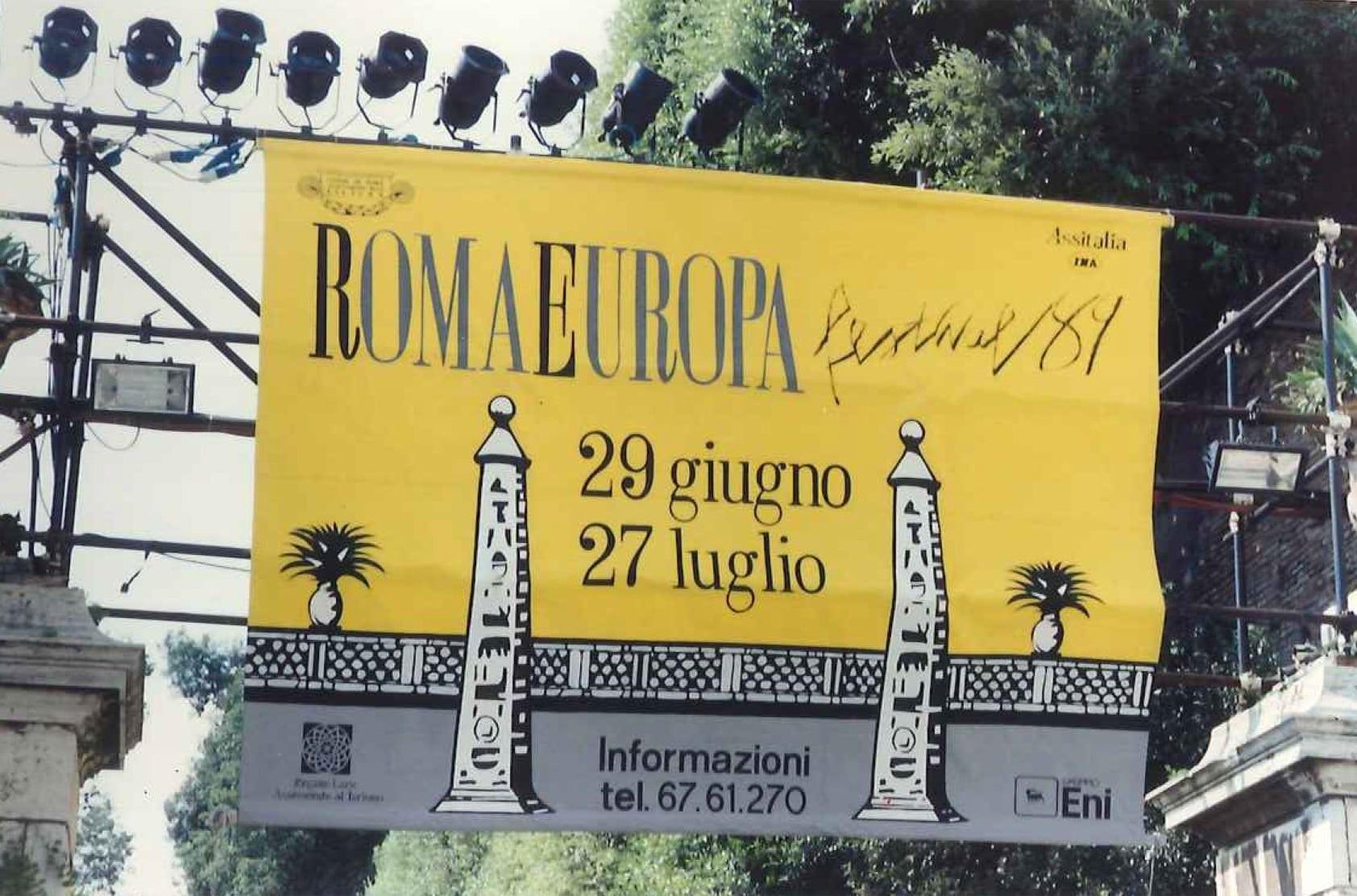 30 anni di Romaeuropa