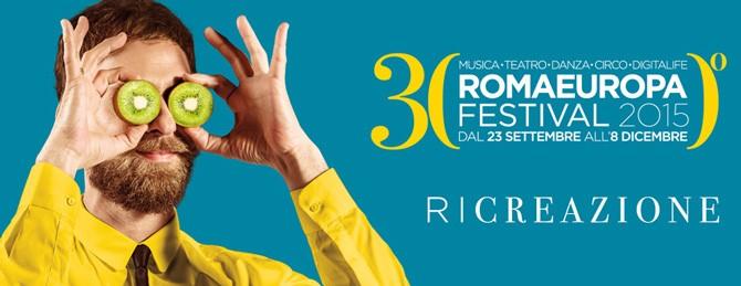 Romaeuropa Newsletter 3 luglio 2015