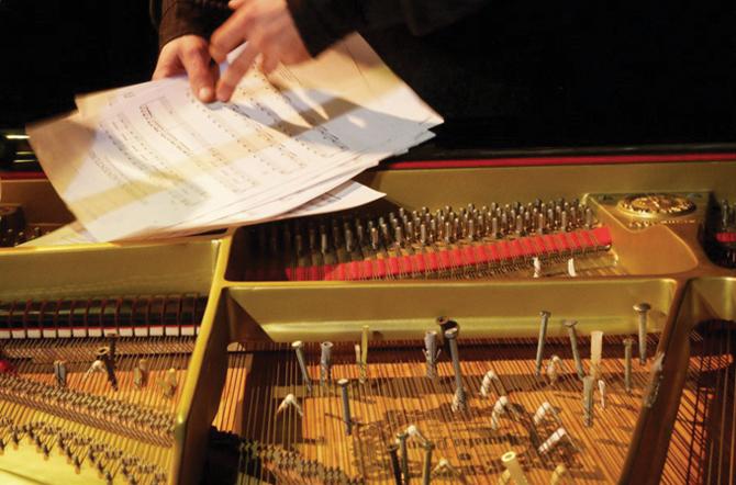 John Cage  Sonatas and Interludes