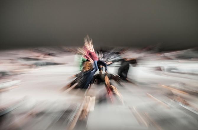 Selezione DNAppunti coreografici
