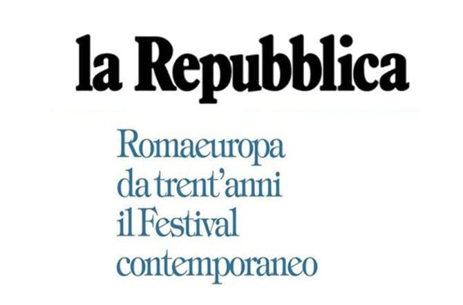 Romaeuropa da trent&#8217;anni <br> il Festival contemporaneo