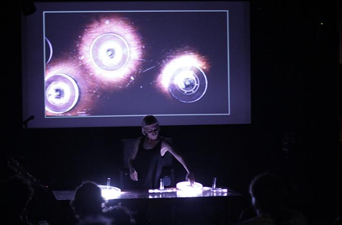 Le performance live di Digitalife Luminaria