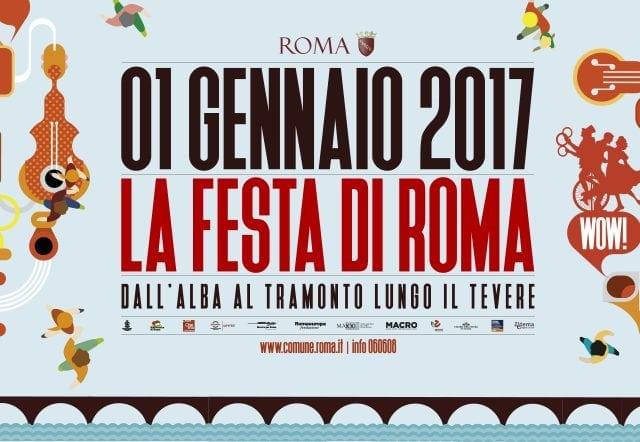 Ondadurto teatro e <br> Scuola Popolare di Testaccio <br> 1 Gennaio 2017
