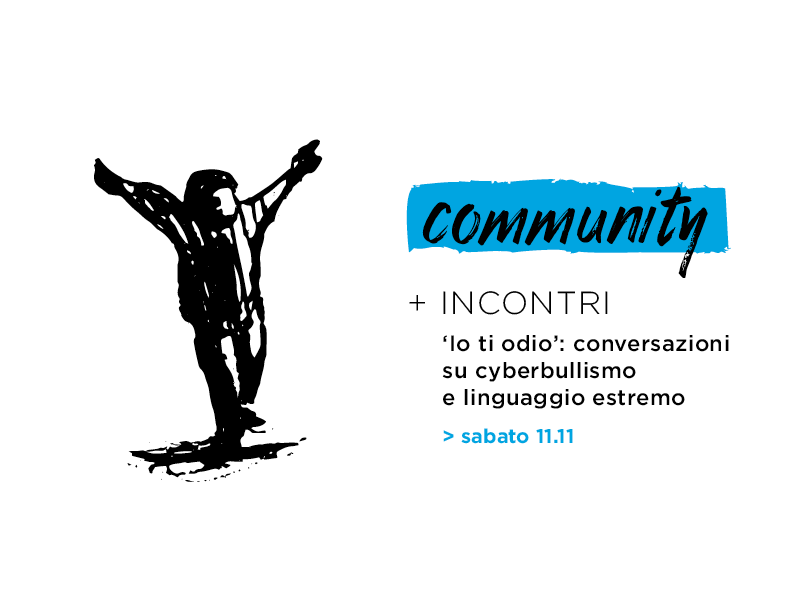 'Io ti odio': conversazioni su cyberbullismo e linguaggio estremo