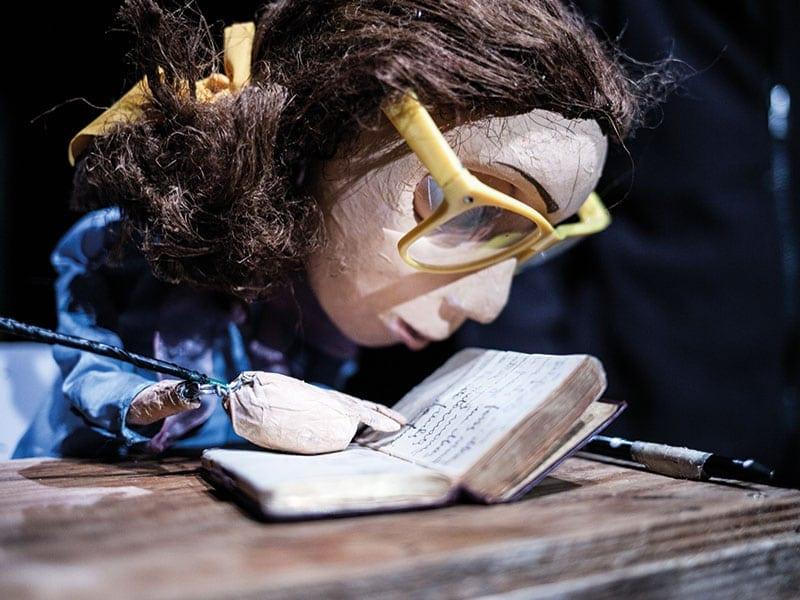 La Classe <br> un docupuppets per marionette e uomini