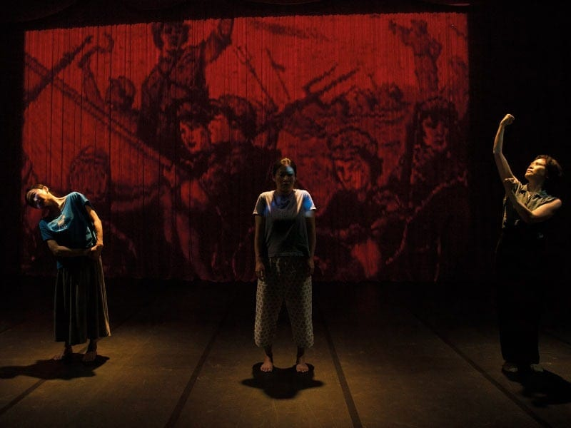 Red – A Documentary Performance