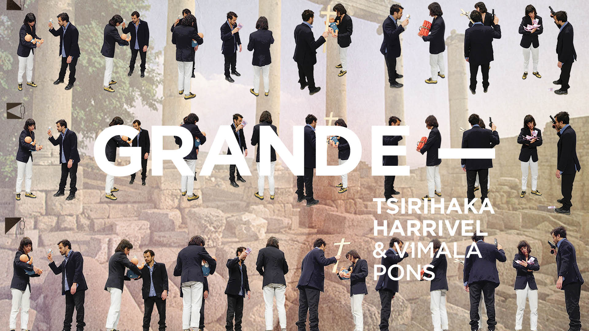 GRANDE – di Harrivel & Pons