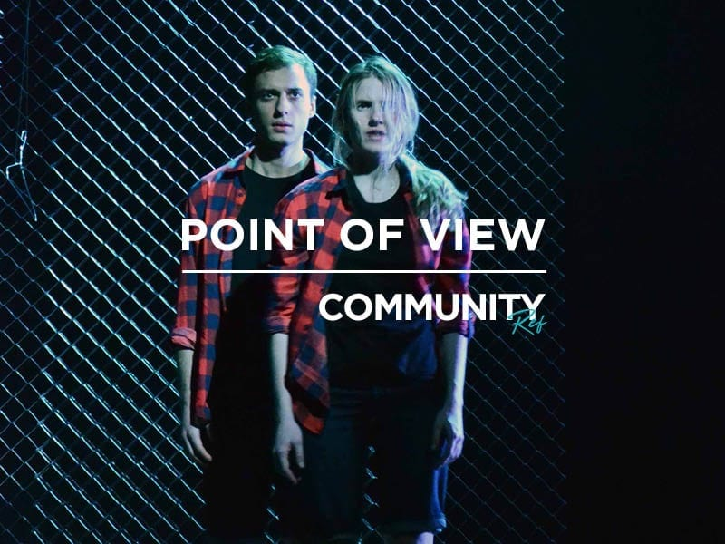 Community REf18: Point of view