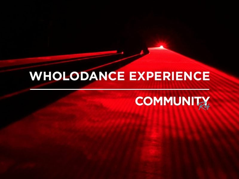 Community REf18: WhoLoDancE Experience