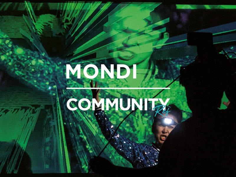 Community REf18: MONDI