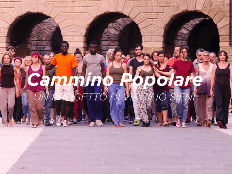 CAMMINO POPOLARE // NUOVA CALL