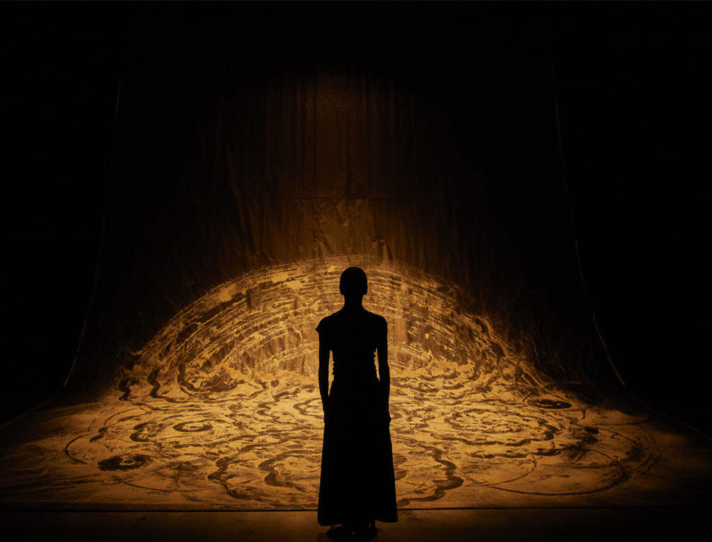 aSH, pièce pour Shantala Shivalingappa