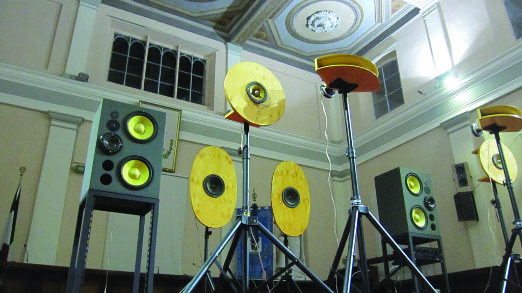 Audior – Concerto per macchine acusmatiche